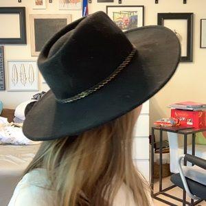 ZARA Women's Fedora Hat
